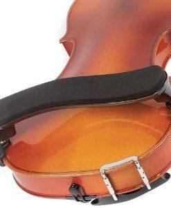 Everest Brown ES Series 3/4-1/2 Violin Adjustable Shoulder Rest